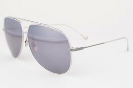 DITA Condor Silver / Silver Mirror Sunglasses 21005G-M 63mm 21005-G-M - $395.01