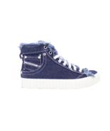 DIESEL Exposure Women's Indigo Fashion Sneaker Size 7.5 New - $80.74