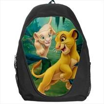 backpack lion king simba nala - $39.79