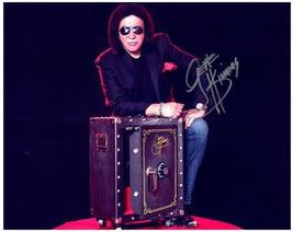 GENE SIMMONS  Authentic Original AUTOGRAPHED SIGNED PHOTO w/ COA 37032 - $80.00