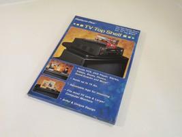Jobar TV Top Shelf Platform Plus Black Contemporary JB3339 - $30.89
