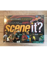 Sports Presented ESPN Scene It? DVD Game Sports Trivia Game Board Game New  - $19.79