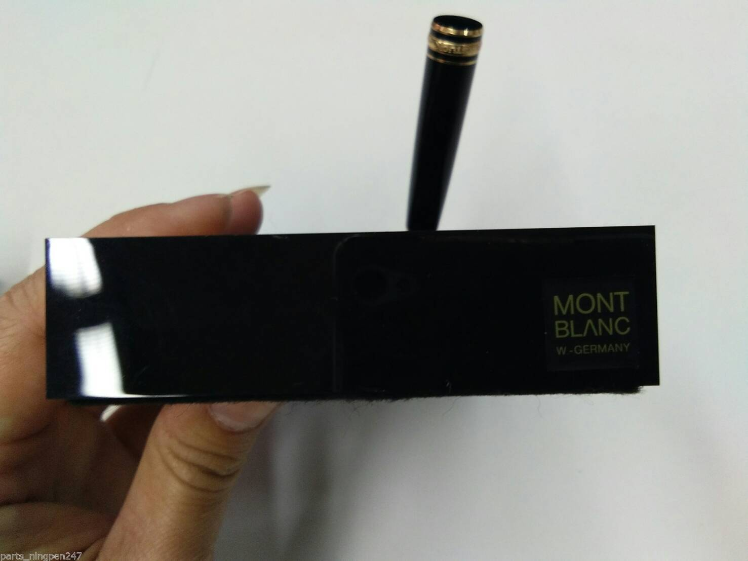 Montblanc Meisterstuck Desktop Pen Stand For Le Grand No 144 145 New