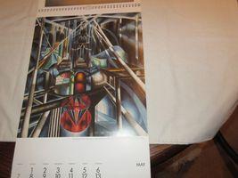 Rx , Pharmacy , Calendar , Hoechst-Roussel Pharmaceuticals Inc.,1989 , Vintage image 9