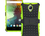 Shockproof armor kickstand phone cover case for oneplus 3 green p20160704143301795 thumb155 crop