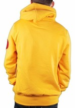 Hawke & Dumar Rowing Club sculling boat Yellow Red Pullover Hoodie image 2