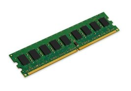 Kingston ValueRAM 1GB 667MHz DDR2 ECC CL5 DIMM Desktop Memory - $12.81
