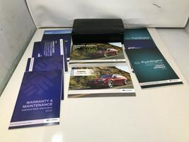 2019 Subaru Legacy Owners Manual Handbook with Case OEM Z0A584 - $124.79
