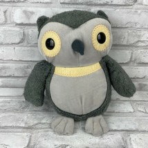 "Kohls Cares Aesops Fables Grey Hooty Owl Plush Stuffed Animal Kids Gray 10"" - $10.69"