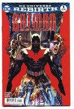 BATMAN BEYOND #1-2016-DC-Rebirth-comic book NM- - $18.62