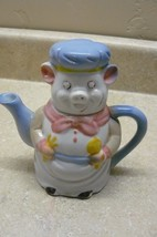 Animal Older Pig Teapot  #163 - $9.99