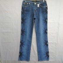 Baby Phat Mini Boot Cut Women's Jeans Size 7  - $29.99