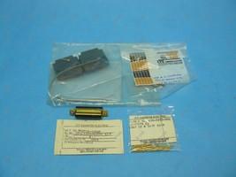 ITT Cannon Connector 44-10004 DBU-25S Kit 25 Pin Male Gold Crimp 20-24 A... - $13.99