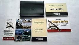 2008 Hyundai Sonata Owners Manual 04457 - $22.72
