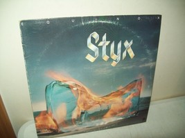 Styx Equinox Vinyl Record Album 1975 A&M LP EX+ - $9.90