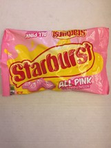 STARBURST LIMITED EDITION ALL PINK - 14OZ BAG - Free Shipping - $15.99