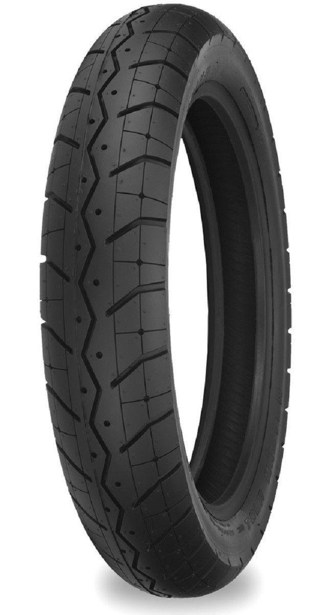 New Shinko 230 Tour Master 120/90-18 Front Motorcycle Tire 65V