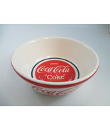 Coca-Cola Stoneware Cereal Soup Bowls Ask For It Either Way - $2.97