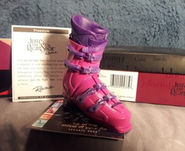 FREESTYLE BOOT JUST THE RIGHT SHOE~2002~RETIRED~NEW IN ORIGINAL SHOE BOX... - $10.00