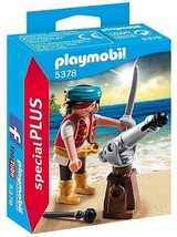Playmobil Pirate With Cannon Building Set - $5.93