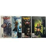 ~Marvel Comics~ Ultimate War Mini-Series Nos.1,2,3,4 (2003) Full Run Com... - $19.79