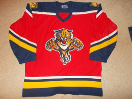 VTG-1990s Florida Panthers Starter Brand NHL Hockey Jersey - $93.14