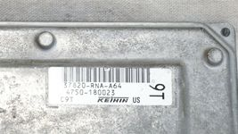 06-08 Honda Civic 1.8 A/T ECU PCM Engine Computer & Immobilizer 37820-RNA-A64 image 4