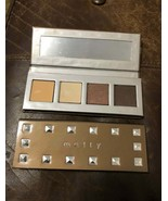 Mally Beauty Eyeshadow Palette-SET OF 2- Romantic Brown New - $12.99