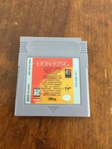 Nintendo Game Boy Lion King Game Cartridge - $9.89