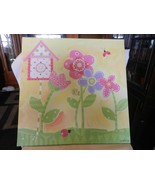 Sunshine Yellow Flower Canvas Wall Art from Oopsy Daisy Too Winborg Sisters - $148.50
