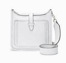Rebecca Minkoff Brand ~  Mini Unlined Feed Bag ~ Whipstitch ~ Handbag ~ White - $130.00