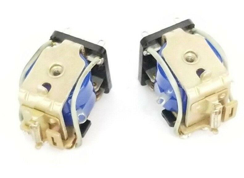 LOT OF 2 GENERIC 1819-9 7215 SOLENOID COILS 181997215