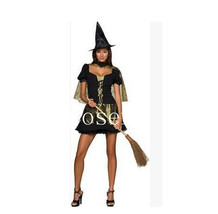 The Wizard of Oz Witch Cosplay Costume  - $96.00
