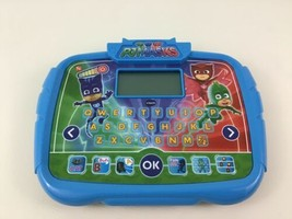 PJ Masks Time To Be A Hero Learning Tablet Toy with Batteries Vtech  - $27.67