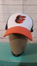 New Era Baltimore Orioles Men's Black League 9Forty Adjustable Hat - MLB - $12.19