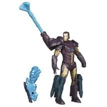 Marvel Iron Man 3 Avengers Initiative Assemblers Interchangeable Armor S... - $14.69
