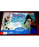 Disney Frozen Surprise Slides Game--Complete - $12.00