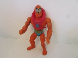 Mattel 1983 Motu Action Figure Masters Of The Universe Beast Man L9 - $23.52
