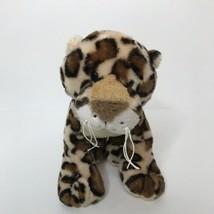 "Ganz Webkinz Spotted Leopard HM182 Plush Stuffed Animal Beanie 8"" No Code - $16.82"