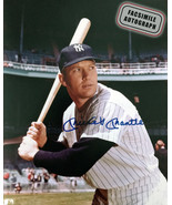 Facsimile Autographed Mickey Mantle- New York Yankees  - $39.00