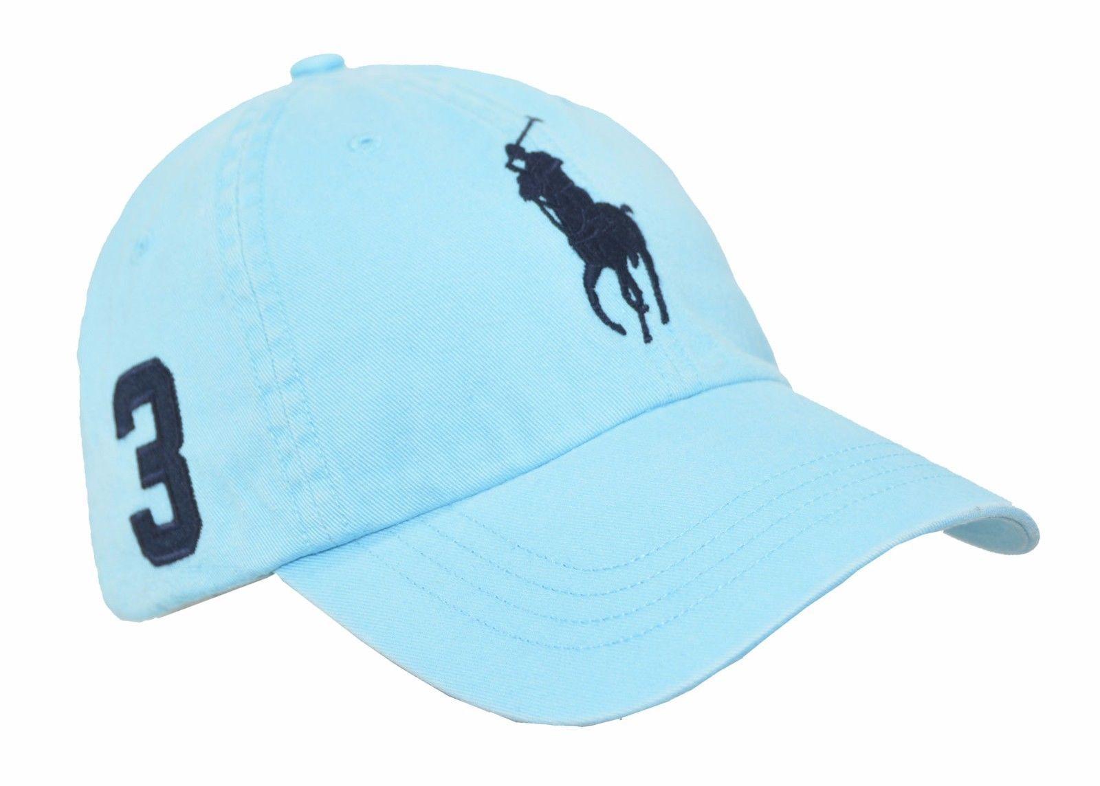 9480a0f0f77 Polo Ralph Lauren Men Big Pony Logo Hat Cap and 50 similar items. 57
