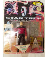1994 Star Trek Next Generations William Riker NEW Playmates Paramount Fi... - $10.00
