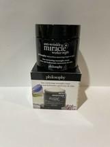 PHILOSOPHY ANTI-WRINKLE MIRACLE WORKER- Night Cream 2.0oz NEW - $29.69