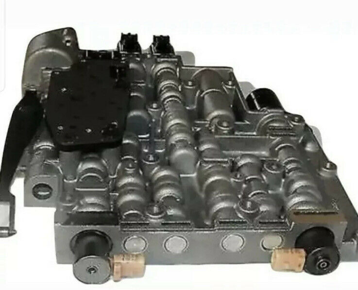 4L60E/4L65E Rebuilt Valve Body Plate and Harness OEM Chevy GMC 1996-2006 P1870