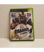 Madden NFL 2003 [Xbox] Pre-owned - $9.00