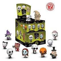 Nightmare Before Christmas Mystery Mini Vinyl Figure SEALED CASE OF 12 F... - $67.68