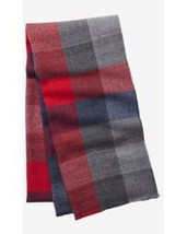 New $35 Express Men's lightweight boxy Plaid Scarf - £13.39 GBP