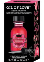 Kamasutra Oil Of Love Strawberry Dreams .75 Oz - $9.49