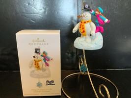 Hallmark Keepsake Ornament Frosty Comes To Life 2012 - $17.50