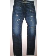 Destroy J Brand Jeans New 25 Distressed Tall 27 X 35 Womens Skinny Strai... - $92.00